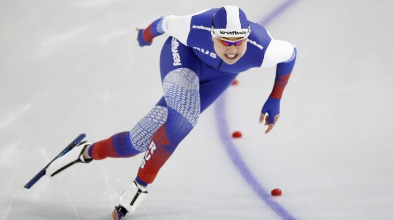 Olga Fatkuļina. Foto: AP/Scanpix