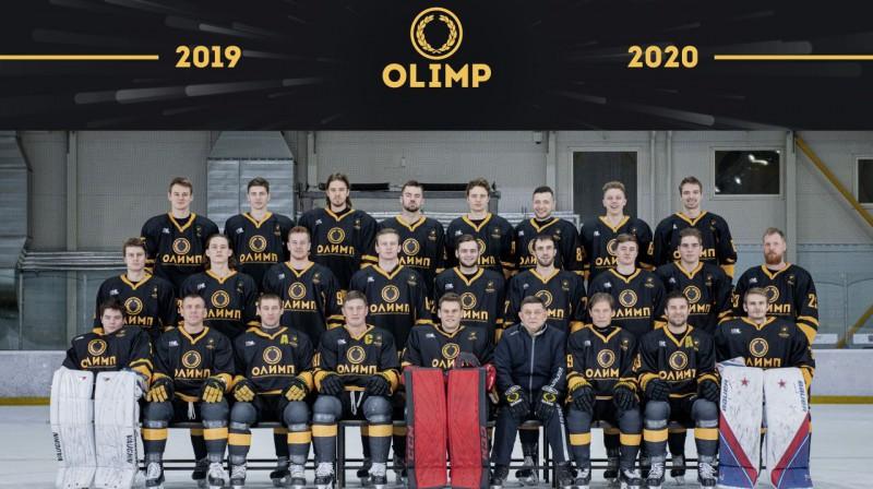 """Foto: HK Rīgas """"Olimp"""""""