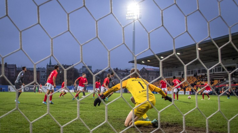 Foto: Zigismunds Zālmanis (Riga FC)