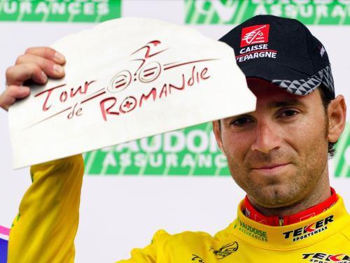 Romandijas tūrē pirmo reizi triumfē Valverde
