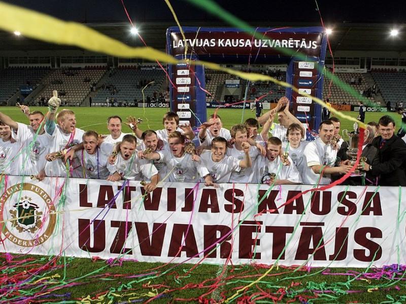 """Pasaka ar laimīgām beigām jeb """"Jelgava"""" izcīna Latvijas kausu"""
