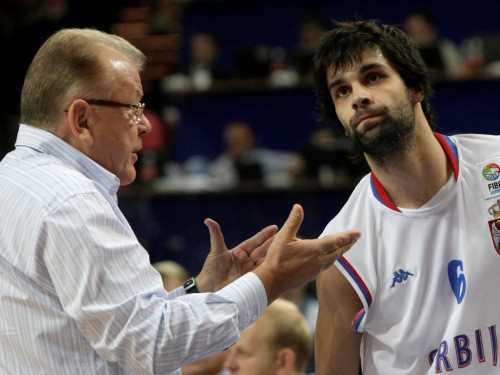 Milošs Teodosičs - 2010. gada labākais basketbolists Eiropā