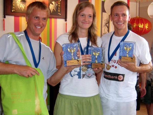 """Noslēdzies starptautiskais skvoša turnīrs """"Riga Cup 2010"""""""
