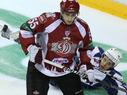 ''Dinamo'' nosūta Andersonu uz Liepāju