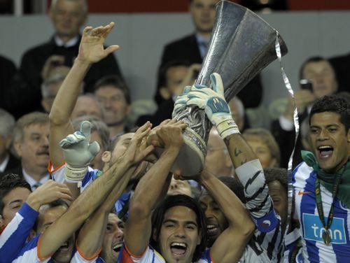 """Falkao vārti nodrošina """"Porto"""" triumfu Eiropas līgā"""