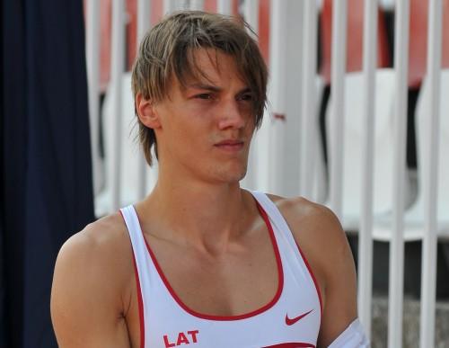 Misānam personiskais rekords un sestā vieta trīssoļlēkšanā