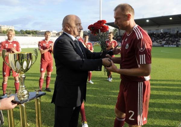 Stepanova atvadu mačā Latvija piekāpjas Somijai