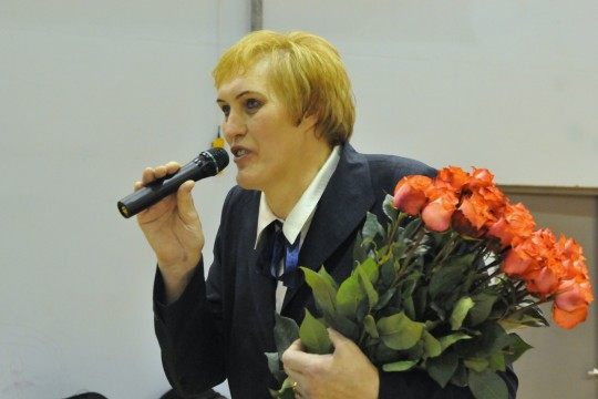 Uļjanai Semjonovai - 60!