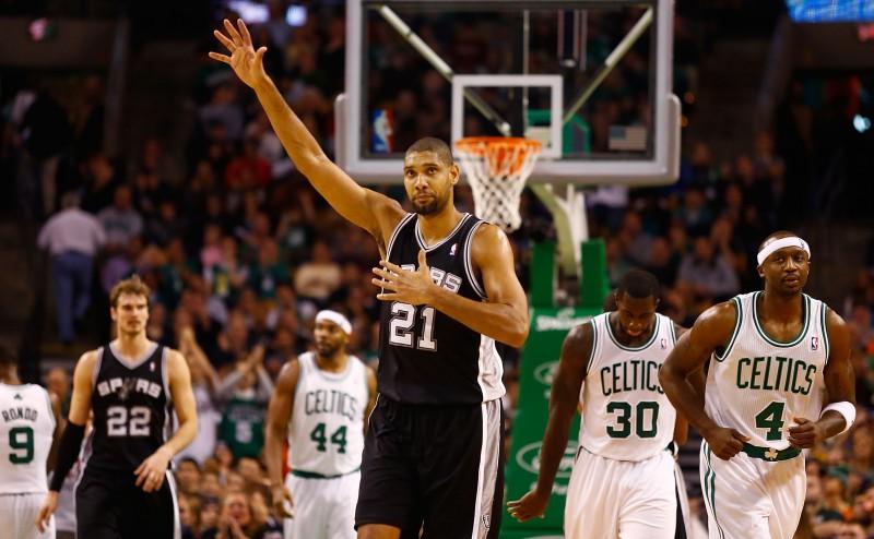 Horfords un Dankans - pagājušās nedēļas labākie NBA spēlētāji