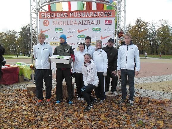 Skrien Latvija 2013 komandas un vērtēšanas kritēriji