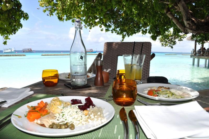 Maldivu salas- eksotika dabā, eksotika virtuvē