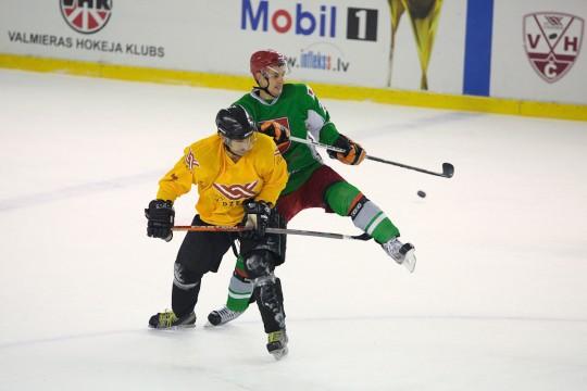 Hokeja prognožu konkursa 6.nedēļas JAUTĀJUMI