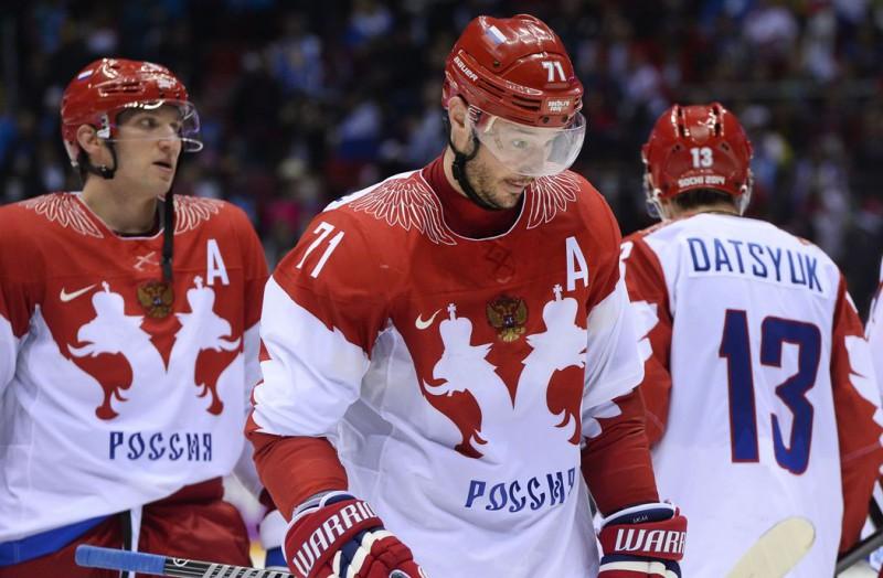 Somija pusfinālā, Krievija savā olimpiādē paliek bez medaļām