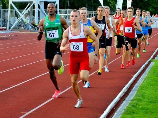 Rīgas kausi disciplīnas / Riga Cup events