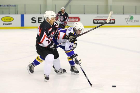 Hokeja prognožu konkursa 5.nedēļas JAUTĀJUMI (2. kārta)