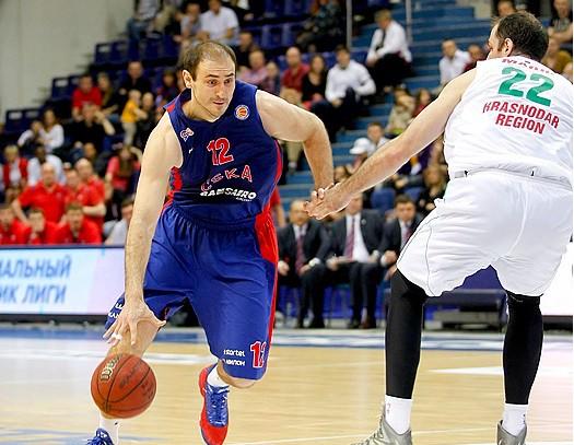 CSKA atspēlējas sērijā no 0:2 un iekļūst VTB līgas pusfinālā