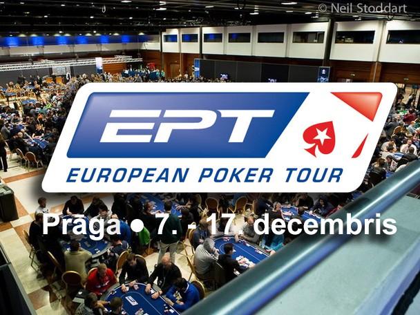 Kvalificējies EPT Prāga: 7. - 17. decembris
