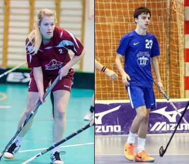 Sporta Punkts mēneša spēlētāji decembrī – Dimante un Eglītis