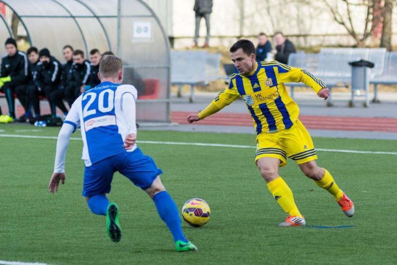 "Čempione ""Ventspils"" sezonu sāk ar 3:0"