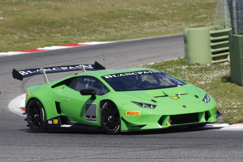 Haralds Šlēgelmilhs startēs Lamborghini Blancpain Super Trofeo sacensībās