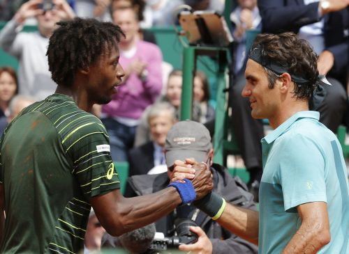 Monfīss centīsies trešo reizi pēc kārtas pieveikt Federeru