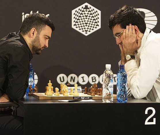 Kovaļenko izcīna augsto 9. vietu ātrā šaha pasaules čempionātā