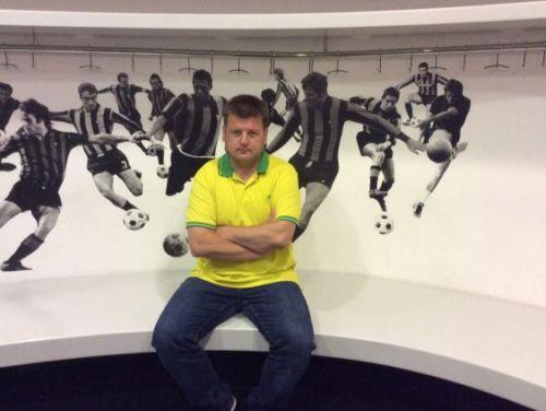 ''Riga'' direktors Nagaicevs: ''Ideja - apvienot visus Rīgas futbola līdzjutējus''