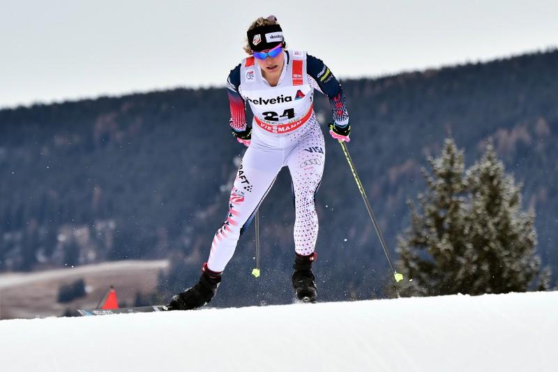 """""""Tour de Ski"""" turpinās ar Kroga un Diginsas uzvaru brīvajā stilā"""