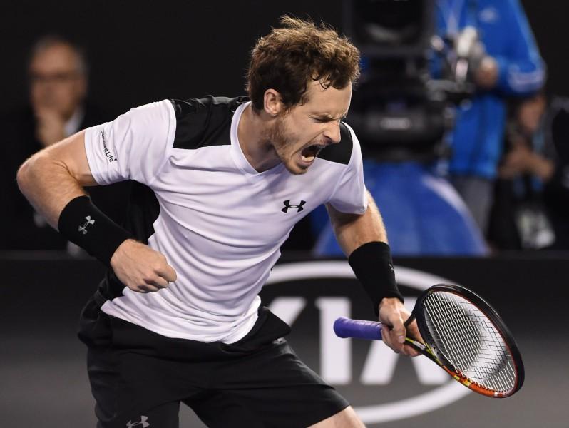 """Australian Open"" finālā atkal Džokovičs pret Mareju"