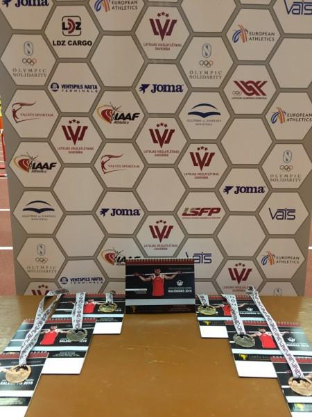 Svētdien Rīgā notiks Latvijas čempionāts U-14 grupai