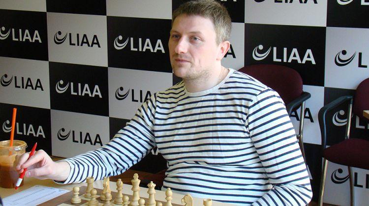 Par Latvijas čempioniem šahā kļūst Svešņikovs un Rogule