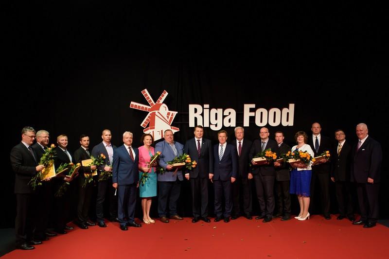 """""""Riga Food 2016"""" piena produktu konkursa medaļas sadalītas"""