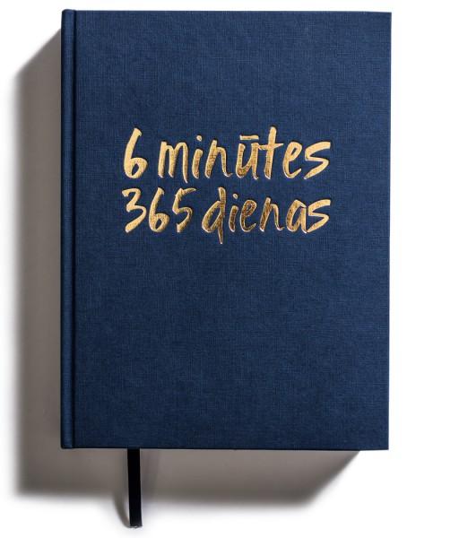 Mindfulness jeb apzinātības projekts: interaktīva grāmata 6 minūtes 365 dienas