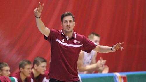Latvijas U18 izlase Eiropas čempionātu turpinās pret Izraēlu