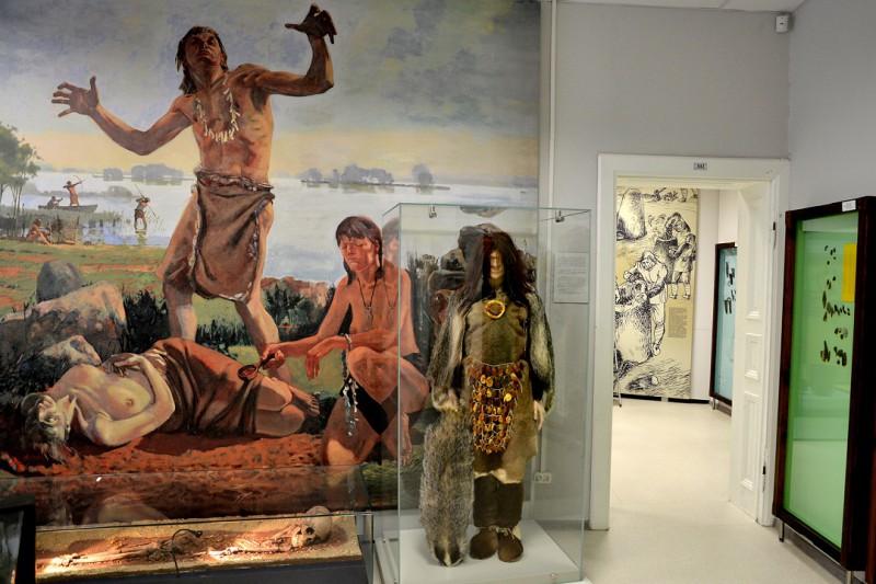"""11. februārī Latvijas Nacionālajā vēstures muzejā nodarbība bērniem """"Kā dzīvoja senie ļaudis?"""""""