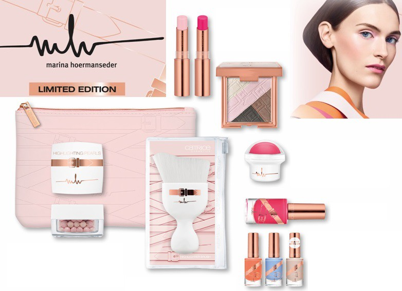 Jaunumi no Catrice: Marina Hermansedera Limited Edition kolekcija