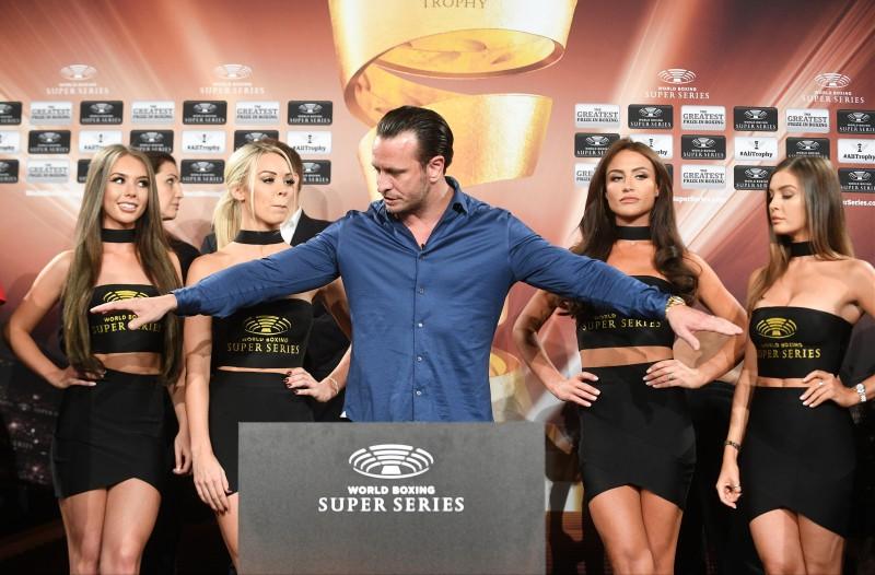 Supersērijas otrajā sezonā būs sacensības trīs svara kategorijās