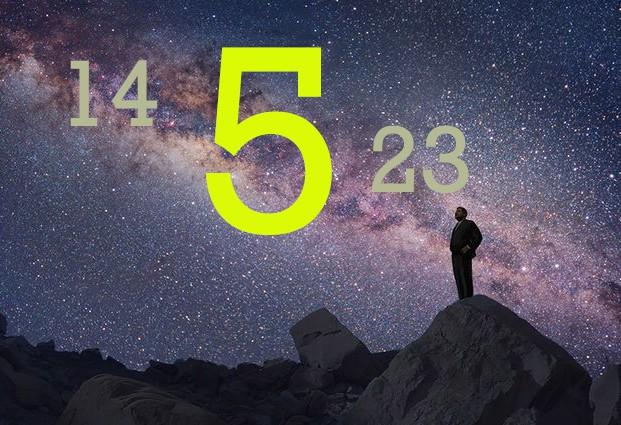 Numeroloģiskais raksturojums tiem, kas dzimuši 23., 5., 14. datumos