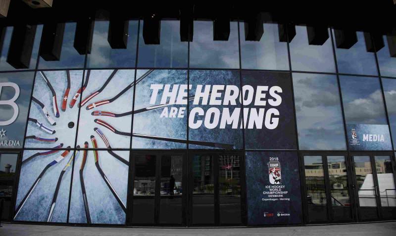 Varoņi nāk, NHL spēlētāji brauc – šodien startēs pasaules čempionāts hokejā
