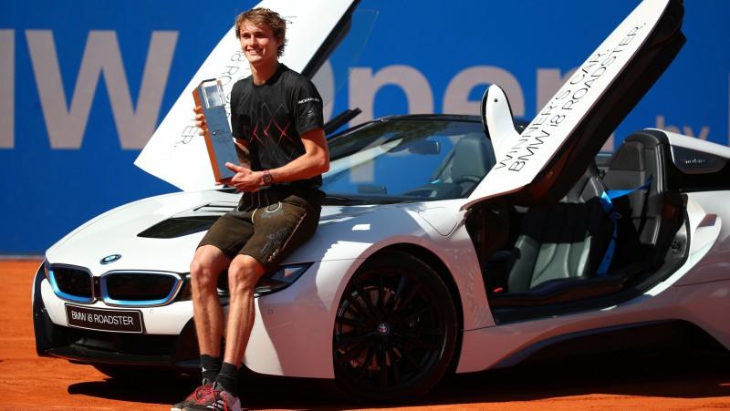 Zverevs atkārtoti uzvar Minhenē, Danielam pirmais ATP tituls