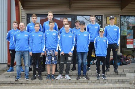 """FK """"Valka"""" jaunieši triumfē turnīrā Krievijā"""