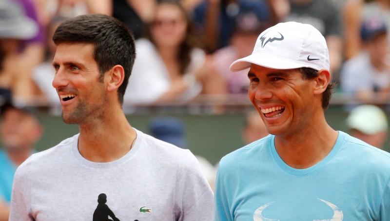 """Čempionu uzstāšanās """"French Open"""" otrajā dienā – spēlēs Nadals, Džokovičs, Vavrinka un Šarapova"""