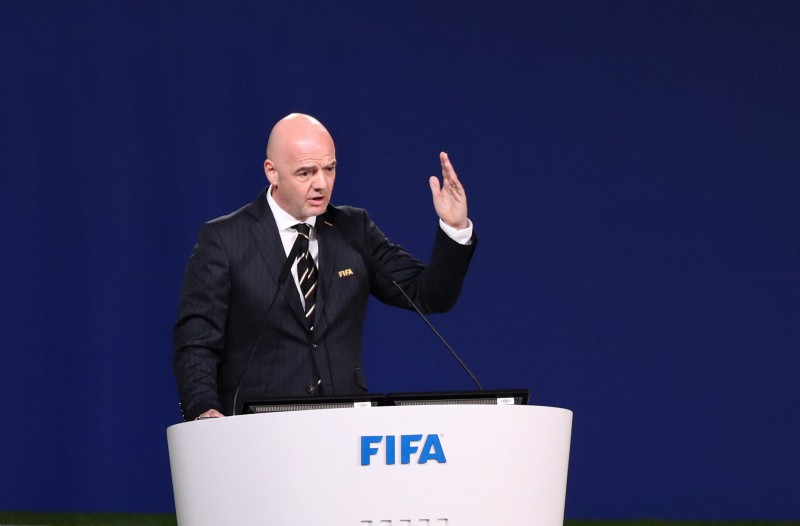 Infantīno nākamgad atkal kandidēs uz FIFA prezidenta amatu