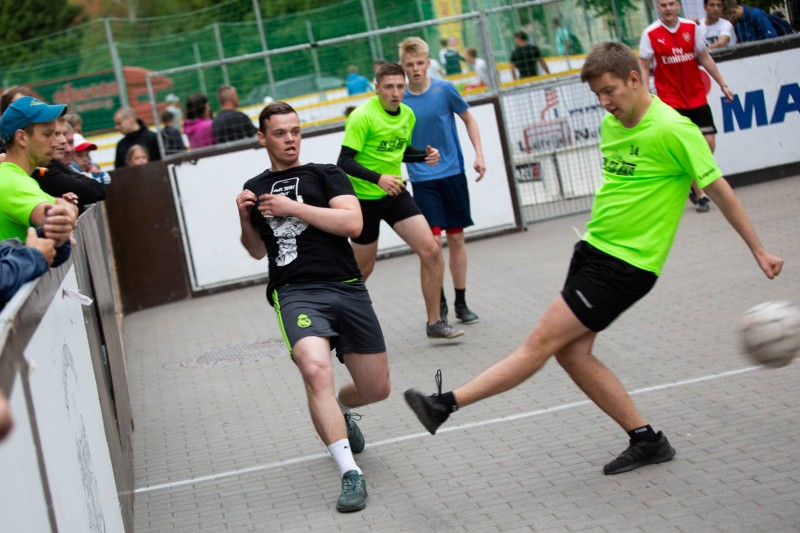 "30. jūnijā ""Ghetto Football"" viesosies Daugavpilī"