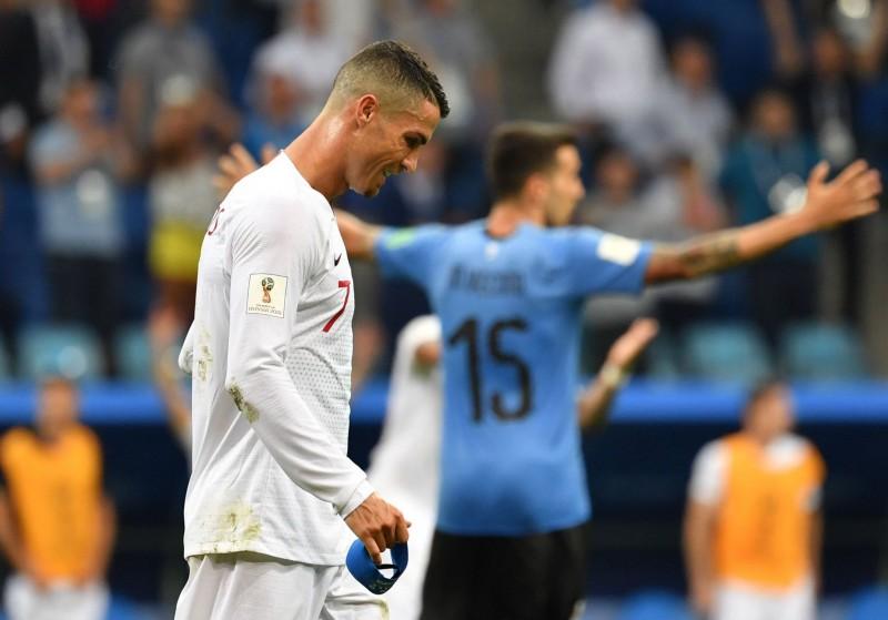 """Santušs: """"Ronaldu futbolam vēl var dot tik daudz. Ceru, ka viņš paliks izlasē"""""""