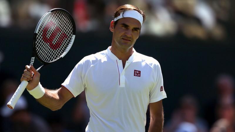 Federers sāk pārliecinoši, Vavrinka sakauj Dimitrovu