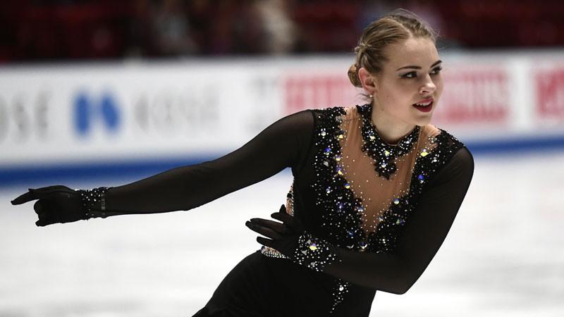 """Kučvaļska: """"Neaizbraukt uz olimpiskajām spēlēm bija ļoti sāpīgi"""""""