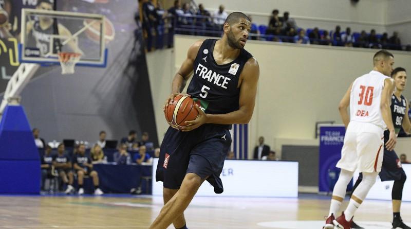 Francijai kvalifikācijā palīdzēs arī De Kolo, Batums būs vienīgais NBA spēlētājs