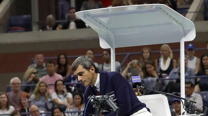 """Ramoss pēc skandāla US """"Open"""" finālā tiesās ASV vīriešu izlases pusfinālu Deivisa kausā"""