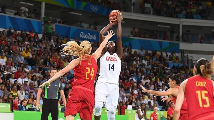 ASV izlasei Tenerifē pievienosies trīs WNBA čempiones un Delle Donne